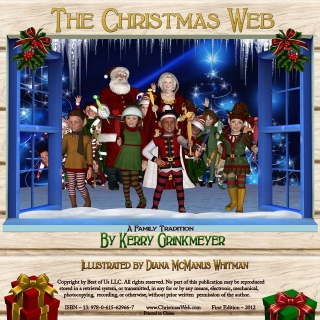 the christmas web press kit